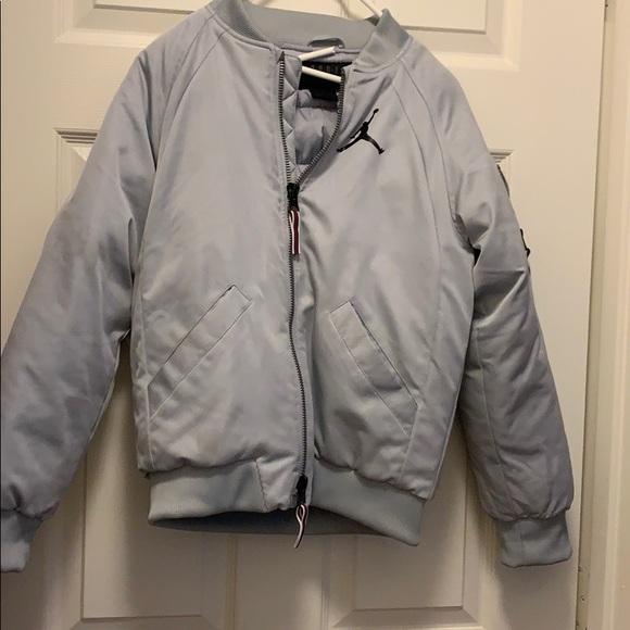 Coats | Air Kids Jacket Grey | Poshmark